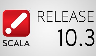 Scala Enterprise, Release 10.3 is here